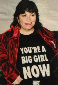 You Are a Big Girl Now T Shirt