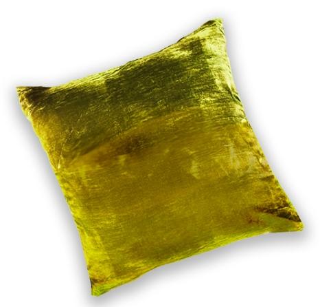 bronze cushion