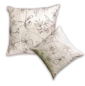 daisy set cushions